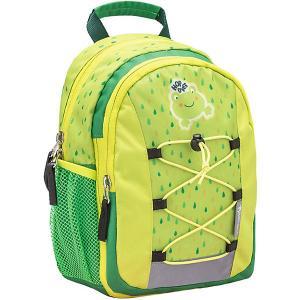 Рюкзак  Mini Kiddy Лягушонок Belmil. Цвет: gelb/grün