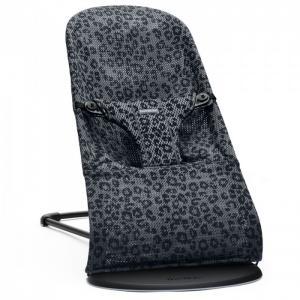 Кресло-шезлонг Bliss Mesh Leopard BabyBjorn