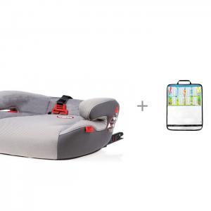 Бустер  SafeUp Fix XL и защитная накидка ProtectionBaby из ткани Оксфорд Heyner