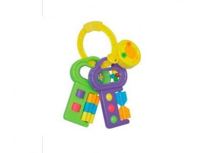 Подвесная игрушка  Ключики со звуком Parkfield
