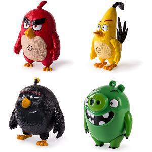 Интерактивная игрушка Angry Birds