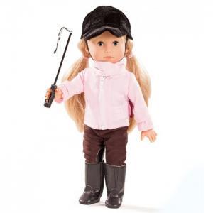 Кукла Миа в костюме наездницы 27 см Gotz
