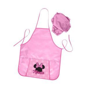 Фартук для труда  «Минни Маус Disney» с карманом и нарукавниками Hatber