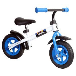 Беговел  KidFun 10, цвет: белый/синий Moby Kids