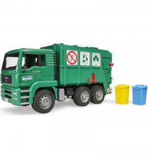 Грузовик  MAN TGA - мусоровоз 50 см Bruder