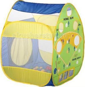Палатка-домик Бейсбол 100 шаров Calida