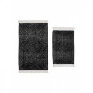 Набор ковриков для ванной и туалета ТК-0041 Радуга