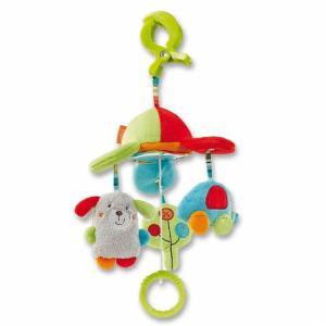Подвесная игрушка  на коляску Веселые каникулы Fehn