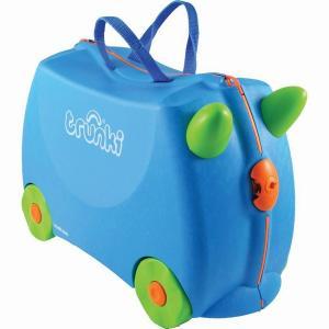 Детский чемодан на колесах Terrance Trunki