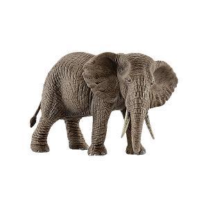 Коллекционная фигурка  Дикие животные Африканский слон, самка Schleich