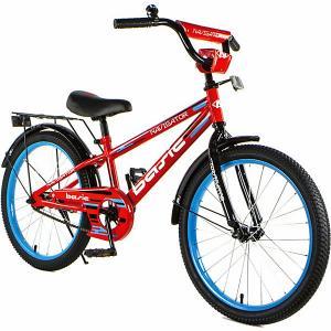 Двухколёсный велосипед  Basic 20 Navigator. Цвет: красный