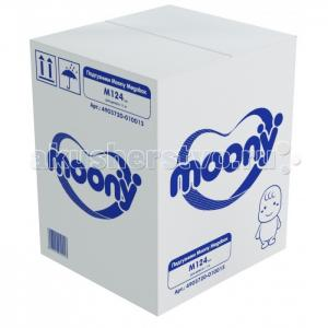 Megabox Подгузники М (6-11 кг) 124 шт. Moony