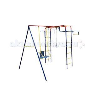 Детский спортивный комплекс Мини+качели ТК-2 Пионер