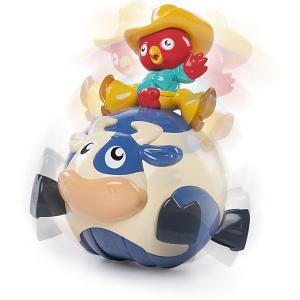 Развивающая игрушка  Петух-ковбой Bright Starts. Цвет: разноцветный