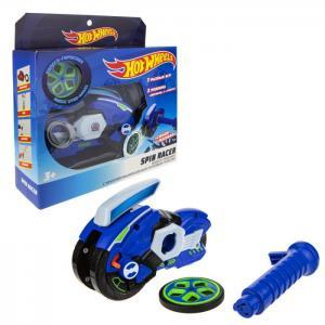 Игрушка Spin Racer Синяя Молния Hot Wheels