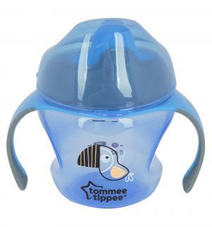Чашка-непроливайка  Explora, цвет: голубой Tommee Tippee