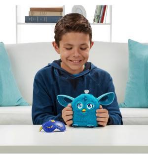 Интерактивная игрушка  Коннект голубой Furby