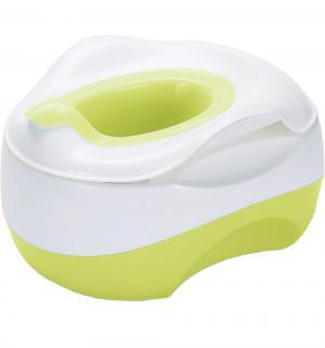 Горшок  X-pot, цвет: зеленый Happy Baby