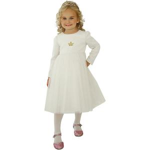 Нарядное платье  Dart Unona. Цвет: белый