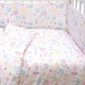 Бортик в кроватку  Лесная поляна Baby Nice (ОТК)