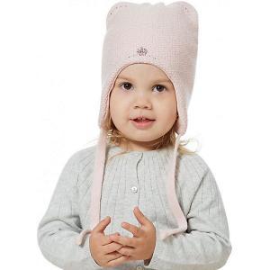 Шапка  Флоренси Kotik. Цвет: светло-розовый