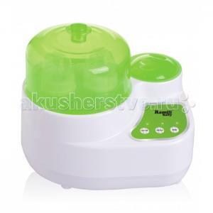 Стерилизатор-подогреватель бутылочек и детского питания 3 в 1 BSS250 Ramili