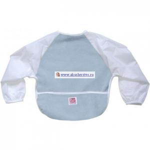 Нагрудник  Fleece Bib S3 with sleeves Red Castle