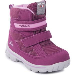 Ботинки Domino GTX Viking для девочки. Цвет: лиловый