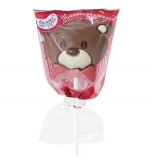 Шоколад  молочный фигурный на палочке, 24 г, 1 шт Капля радуги
