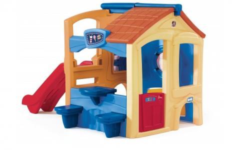 Игровой домик Веселые соседи Step 2