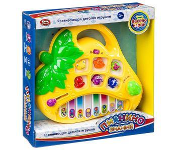 Развивающая игрушка  музыкальная Клавиши Play Smart