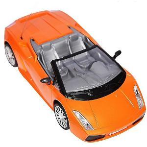 Радиоуправляемая машинка  Tech Fast Car, оранжевая Mioshi. Цвет: оранжевый