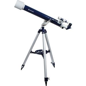 Телескоп  Junior 60/700 AZ1, 35х-262х Bresser. Цвет: черный/белый