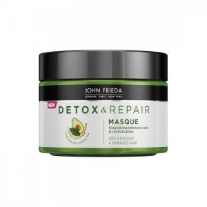 Питательная маска для интенсивного восстановления волос Detox & Repair 250 мл John Frieda