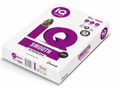 Smooth Бумага А4 250 листов IQ