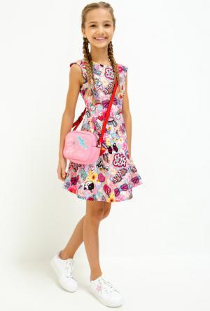 Платья Acoola. Цвет: цветной