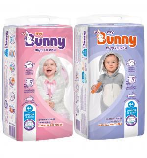Подгузники  Junior (11-18 кг) шт. My Bunny