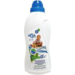 Средство антибактериальное для мытья поверхностей  700 мл AQA baby. Цвет: разноцветный