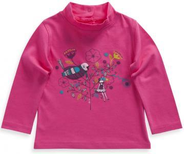 Водолазка La Compagnie des Petits. Цвет: розовый