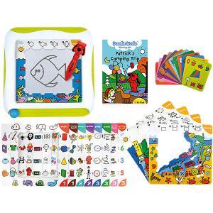 Доска для рисования с обучающими карточками, Ks Kids K's