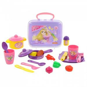 Набор Disney Принцесса Рапунцель - Готовим вместе в чемоданчике Coloma