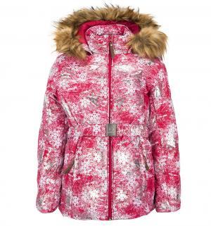 Куртка  Kristie, цвет: красный Luhta