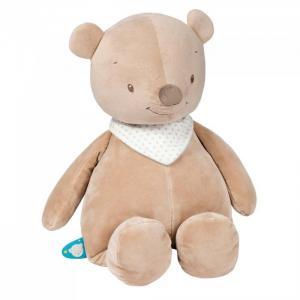 Мягкая игрушка  Mia & Basile Мишка 75 см Nattou