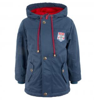 Куртка , цвет: синий Bembi