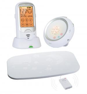 Радионяня  RA300SP с монитором дыхания Ramili Baby
