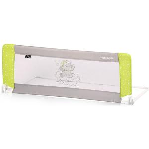 Защитный барьер для кроватки  Night Guard, зелено-серый Lorelli. Цвет: grau/grün