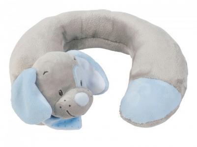 Игрушка мягкая Подголовник Neck pillow Sam & Toby Собачки Nattou