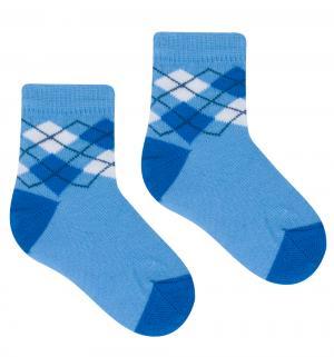 Носки Baby Line, цвет: голубой Гамма