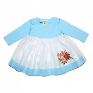 Платье для девочки 0-2 Сударыня-барыня 12-209 Ёмаё
