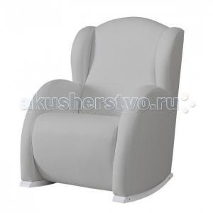 Кресло для мамы  качалка Wing/Flor искусственная кожа Micuna